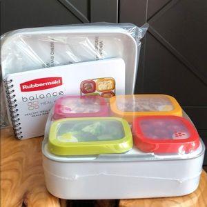 Rubbermaid Meal Kit